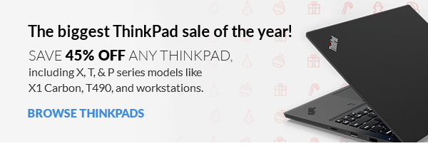 ThinkPad Sale